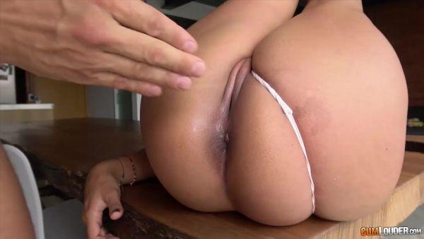 Maria Antonia Alzate toma Nacho polla gorda de su Colombianos a tope